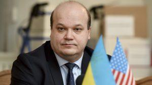 Посол Украины в США Валерий Чалый обещает встречу Порошенко и Трампа в конце февраля