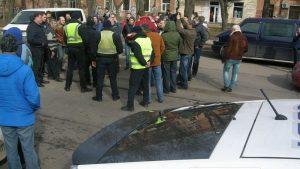 Водители Николаева против произвола полиции